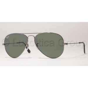 Ray-Ban® 3025 W0879 AVIATOR TM LARGE METAL